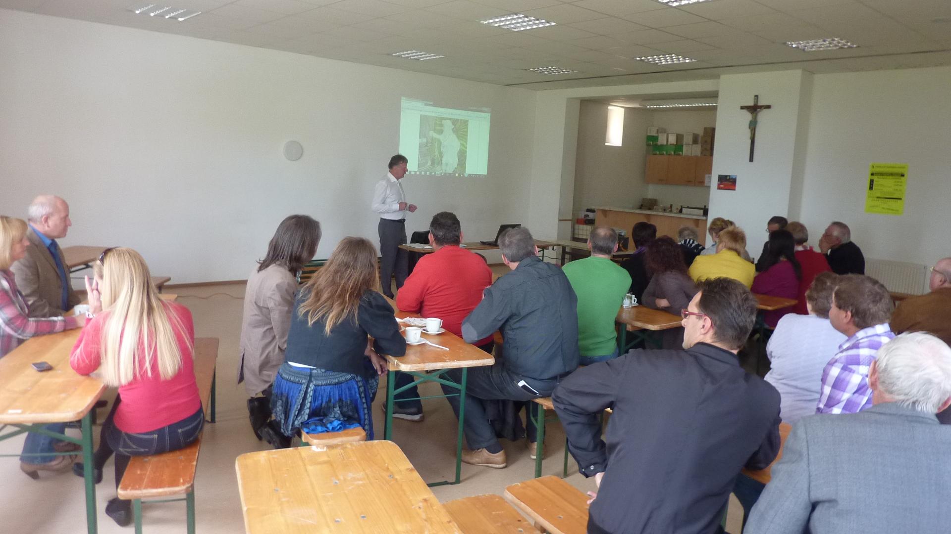 Vortrag Jakobsweg 2012