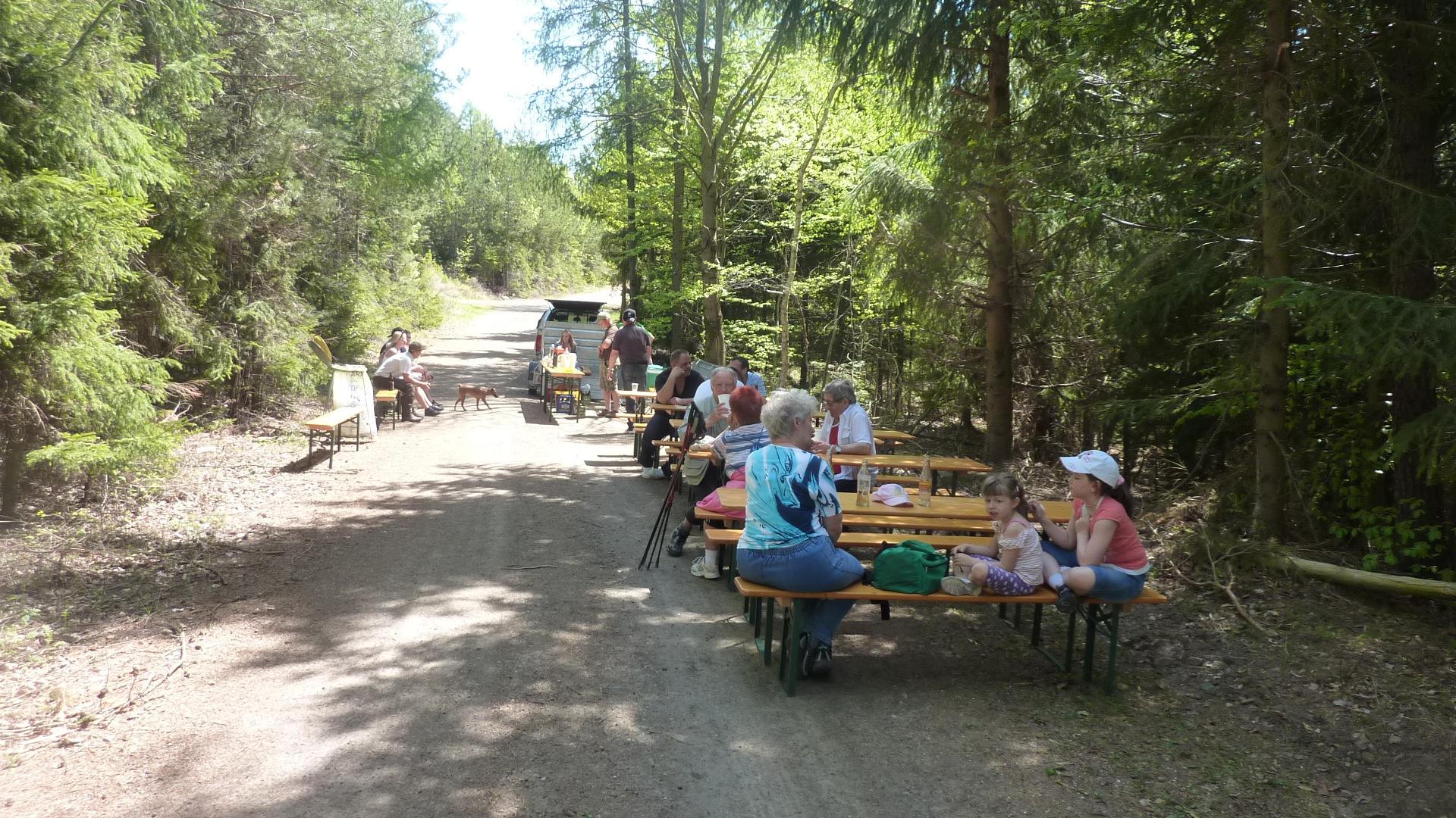 Hotterwanderung 2012